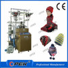 Single Jacquard Seamless Making Hat Cap Automatic Knitting Machine