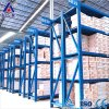 Warehouse Adjustable Steel Shelving