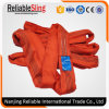 5 Ton Red Polyester Endless Textile Round Sling