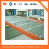 Heavy Duty Galvanized Wire Mesh Deck Railing for Pallet Rack