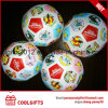 Wholesale Promotional Soft Cotton Juggling Ball with PU Leather for Gifts