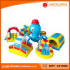 Inflatable Octopus Bouncy Jumping Castle Combo Obastacle (T8-202)