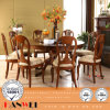 Modern Birch Dining Room Table Dining Hotel Wooden Furniture