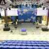 China Suppliers Arena, Theater, Culture Center, Hall, Church, Stadium Indoor Gym Bleacher Retractable Grandstand