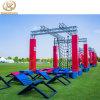 American Ninja Warrior Trampoline Playground Equipment