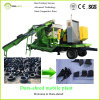 Bao Steel Used Waste Tire Cutting and Recycling Machine for Sale