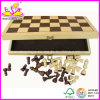 Wooden Board Game, Wooden Chess Set (WJ277092)