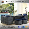 Well Furnir WF-17062 9 Piece Outdoor Patio Dining Set with Cushions