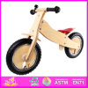 2014 New and Popular Kids Wooden Bicycle, Hot Selling Children Wooden Bicycle, Baby Balance Wooden Bicycle (W16C054)