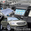 Lsailt Android GPS Navigation System for Ford Taurus Sync 3 Sony System Waze Yandex Mirror Link Optional Carplay