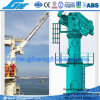 Offshore Foldable Telescopic Boom Marine Ship Tugboat Crane