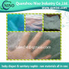 Wholesale 100% PP/Polypropylene Spunbond Nonwoven Fabric/Non Woven Raw Material for Baby Diaper