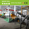 Advanced Technology Plastic Recycling Machine For PET Bottle