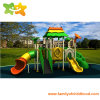 Guangzhou Factory Price Plastic Outdoor Playground Item for Sale