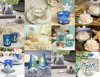 Beach Themed Candle & Tea Light Wedding Favors Table & Ceremony Decorations