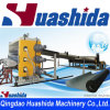 PVC Profile Extrusion Machine / Geo-Membrance Film Production Line