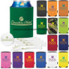 Collapsible Koozie Deluxe Golf Event Kit