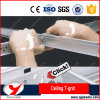 White Groove Ceiling T Bar. T Grid for Ceiling Suspension