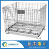 Wire Mesh Box Pallet for Industrial Metal Basket