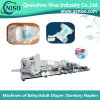 China Stable Frequency Control Baby Diapers Making Machine (YNK400-FC)