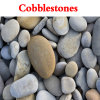 High Grade Cobblestones for Water Treatment, Gravel Filter Material, White Gravel Filter.