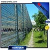 Sf-Zp106 Walmax Wind & Noise Resistance Steel Panel Fence