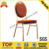 Hotel Round Back Stackable Metal Banquet Chair