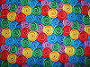 Jacquard Knitting Air-Tier Fabric Digital Print