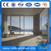 Premium 6063-T5 Profile Low-E Toughened Glass Aluminum Sliding Windows
