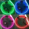 Smartphone APP Controlled LED Wheel Ring Lights Jeep Car Lighting Multi-Color RGB Bluetooth 4PCS Lighting Kit
