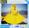 Hydraulic Clamshell Grab Bucket Ce Certificate