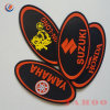 Garment Clothing 3D Soft Silicone PVC Rubber Patches