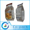 Gusset Bread Paper Bag for Packing Food Fast Food