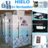Hielo Ice Cubes Merchandisers in North America Use