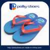 Ladies Blue Cartoon Shiny EVA Printed Flip Flop