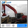 Scrap Yard Suiting 75% Duty Cycle Electromagnetic Lifter for Excavator Installation Emw-70L/1-75