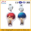 Lovely Buddy Animation Key Chain with Anime Key Ring (JK-003)
