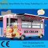 Jiejing Dianche Customized Fast Food Truck with Ce/SGS