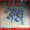 Wafer Type Rubber Lining Butterfly Valve