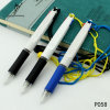 Factory Promotion Plastic 2 in 1 Color Ink Gift Pen