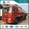 DFAC 4X2 Mountd Crane Truck with 8 Ton Carry Deck Crane
