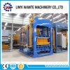 Hot Sell Hydraulic Automatic Qt6-15 Hollow Block/Concrete Block Machine