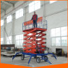 10m Portable Hydraulic Lift Platform Battery Lift Table