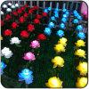 LED Rose Flowers with Stick Golden LED Rose Flower Light