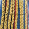 Mixed Polyester and Polypropylene Mooring Rope