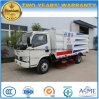 Dongfeng 6 Wheels Small Dust Sweeper 5m3 Road Wash and Clean Truck