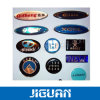Hot Demand Self Adhesive Custom Silicone Epoxy Stickers