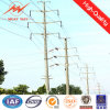 345kv Transmission Line Galvanized Steel Power Pole