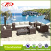 Outdoor Stackable Cafe Set Sofa