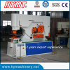 Q35Y-30 double cylinder hydraulic ironworker machine/punching machine/shearing machine/bending machine